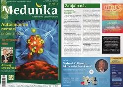 článek v Meduňce 2017